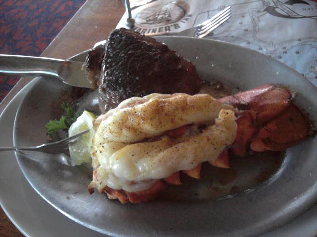 Mariner's Inn Restaurant Week Dinner