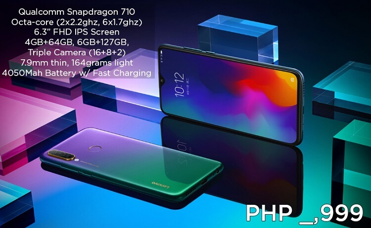 Lenovo K10 Note Coming to PH Soon