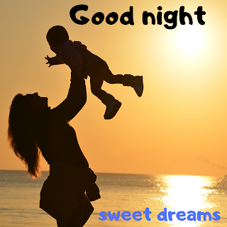 Hd good night baby image, cute baby good night image