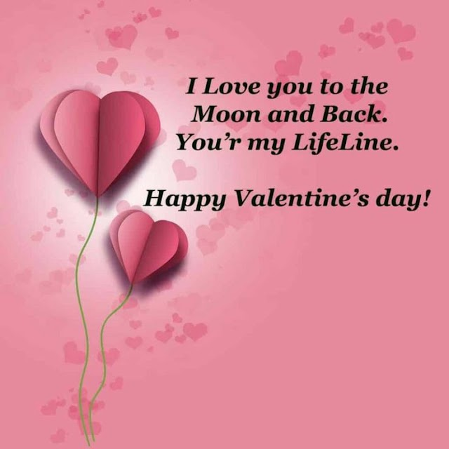 Happy Valentines Day 2021 Quotes | Romantic Valentine's Wishes in English For Friends Love