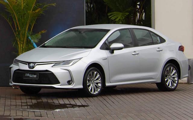 Novo Toyota Corolla 2020 Hybrid