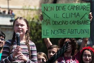 I cambiamenti climatici spiegati ai bambini