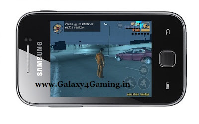 Cara Bermain Game GTA 3 di Android Samsung Galaxy Y