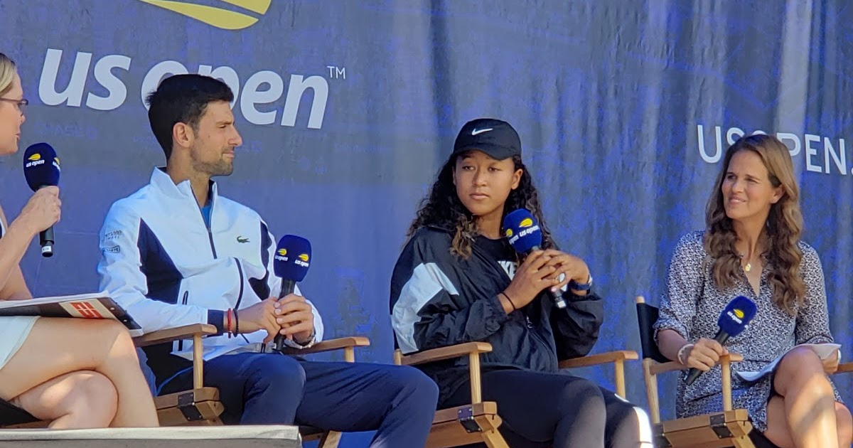 2019 U.S. Open Men's And Women's Singles Draws Announced