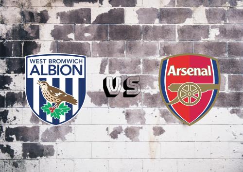 West Bromwich Albion vs Arsenal  Resumen y Partido Completo