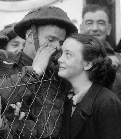 Galería de fotografías ( El amor en tiempos de guerra / Love in times of war )