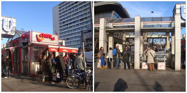 Onde comer o melhor currywurst de Berlim? Curry 36