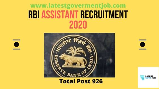 rbi-assistant-prelims rbi-assistant-registration rbi-assistant-mains upcoming-rbi-recruitment-2020 rbi-new-vacancy-2020