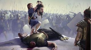 Histria de Davi biblico