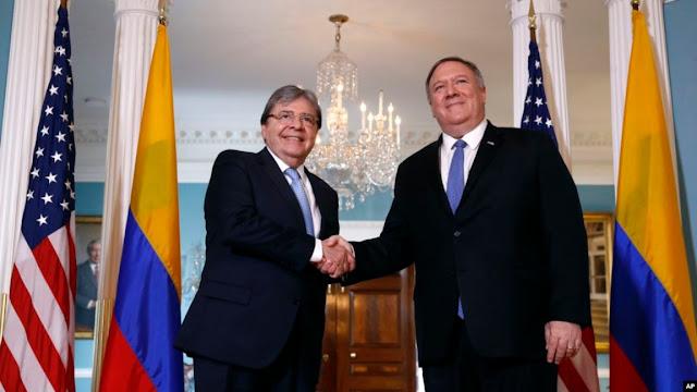 Venezuela es tema en reunión de alto nivel entre Colombia y EEUU