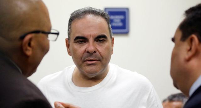 El expresidente de El Salvador, Antonio (Tony) Saca