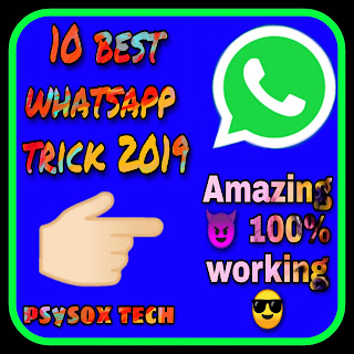 amazing feature and tricks of WhatsApp