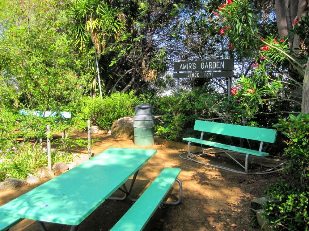 amirs garden griffith park - Amirs Garden