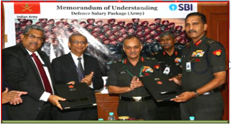defence-ministry-sbi-mou-for-salary-all
