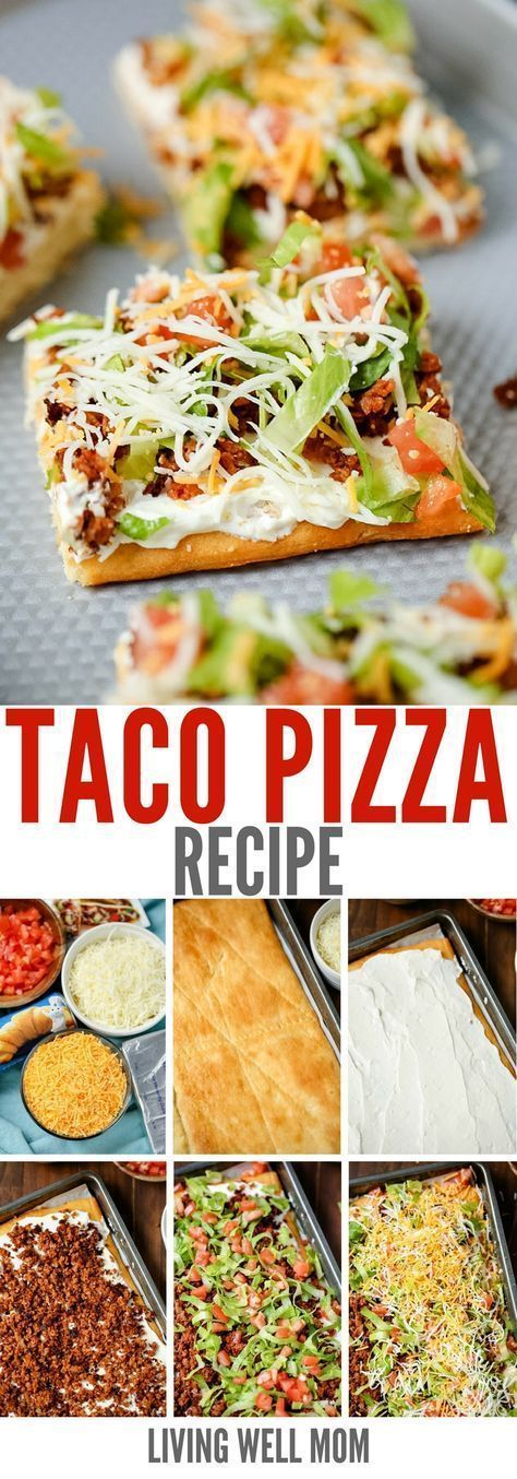 The Best Easy Taco Pizza Recipe #recipes #dinnerideas #easydinnerideas #easysaturdaydinnerideas #food #foodporn #healthy #yummy #instafood #foodie #delicious #dinner #breakfast #dessert #lunch #vegan #cake #eatclean #homemade #diet #healthyfood #cleaneating #foodstagram