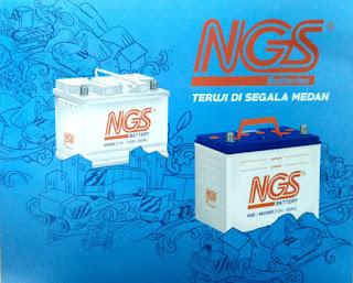 Lowongan Kerja Sales Distributor Aki NGS di Jateng & DIY - PT. Anugerah Kencana Sakti