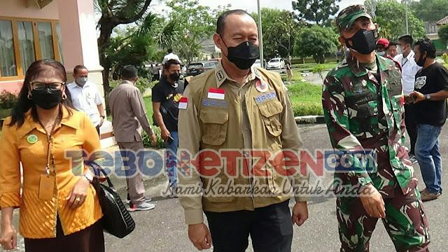Wakil Ketua PN Tebo, Sebut TMMD ke-112 Kodim 0416/Bute Sangat Berarti Bagi Tebo