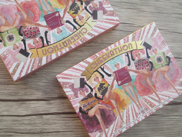 Paleta de Coloretes Cheekathon de Benefit