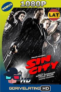 Sin City (Ciudad del Pecado) LAT (2005) BDRemux HD1080 MKV