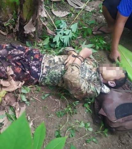 Seorang pemburu ditemukan meninggal dunia di ladang warga