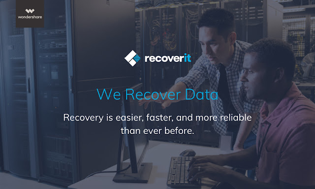 How to Recover Lost Data from System Crash with Recoverit?