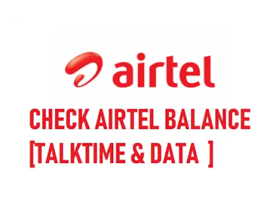 How to check airtel Nigeria Data Plans and balance