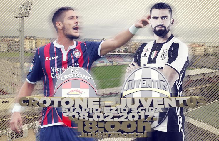 Serie A 2016/17 / 18. kolo / Crotone - Juventus, srijeda, 18:00h