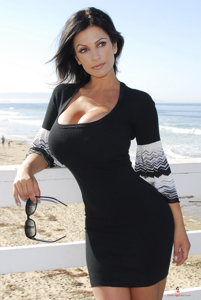 denise milani busty - photo #23