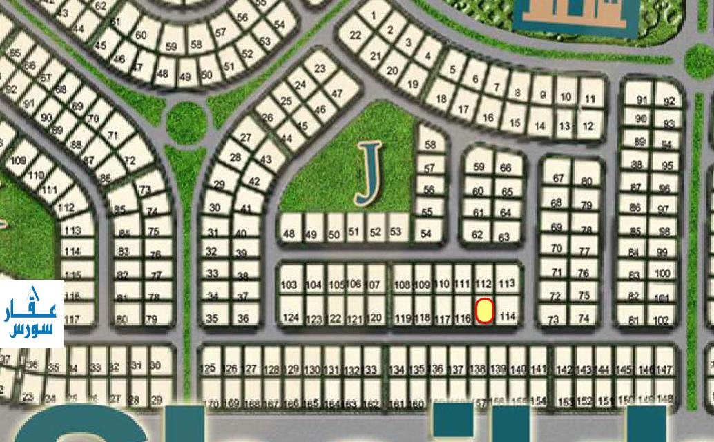 ارض للبيع بيت الوطن الحى السادس التجمع الخامس القاهرة الجديدة 630