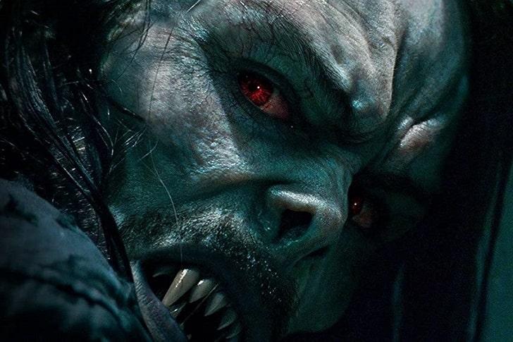 Sony перенесла кинокомикс «Морбиус» второй раз за месяц - на февраль 2022 года
