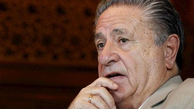 """Eduardo Duhalde insistió en que Alberto Fernández """"no está bien"""" y dijo que le da """"pena"""""""