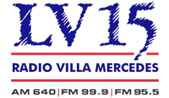 LV 15 Radio Villa Mercedes AM 640 FM 99.9 FM 95.5