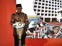 Mantap! Mendagri Tito Pimpin Launcing Gerakan 26 Juta Masker se Jawa Timur di Malang
