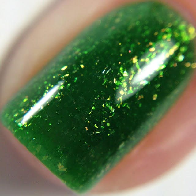 Peachtree Polish-The Green Mile