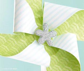 Penelope Paper Party Ideas Pinwheel
