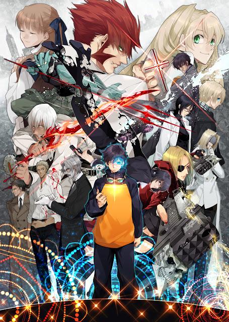Anime akan Rilis Spring 2017
