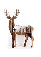 Muebles con forma de animales