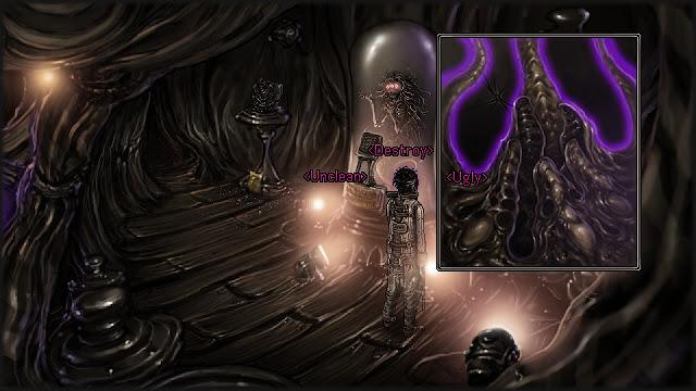 Strangeland Monster
