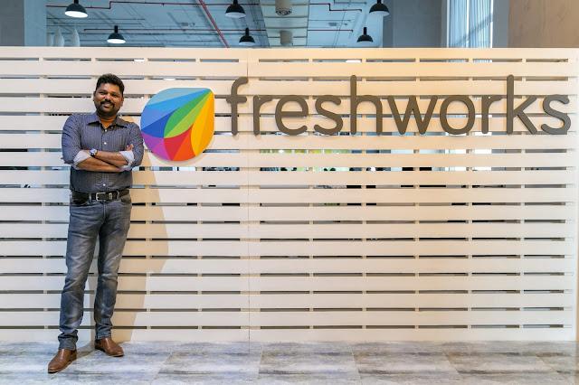Girish Mathrubootham, FreshWorks