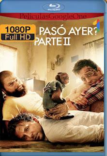 ¿Que Paso Ayer? Parte 2 (2011) [1080p BRrip] [Latino-Inglés] [GoogleDrive] RafagaHD