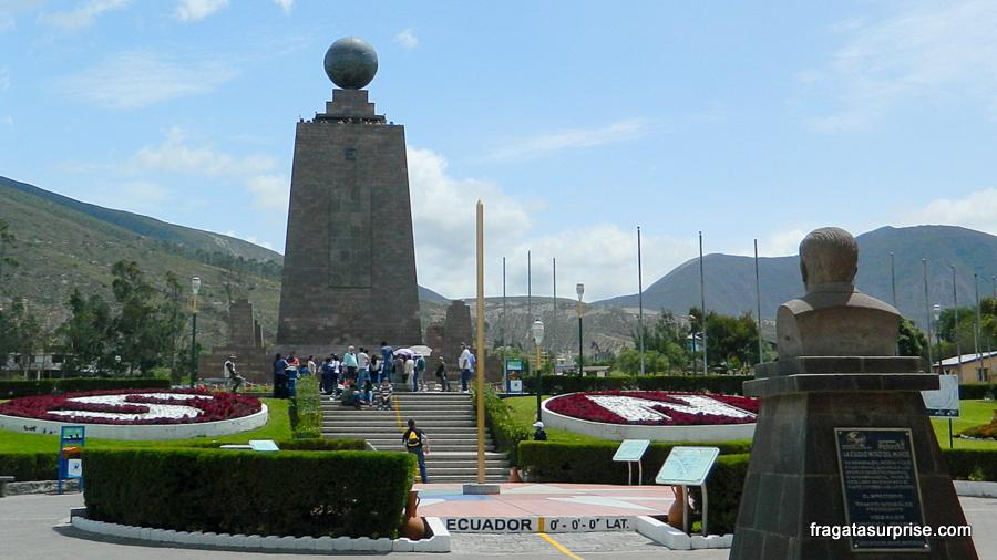Equador primeira b