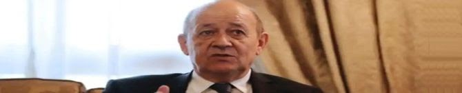 France May Join Indian Ocean Initiative, Says FM Le Drian's Visit