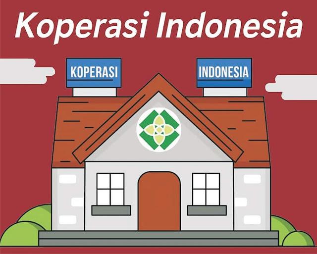 Usaha bersama koperasi indonesia