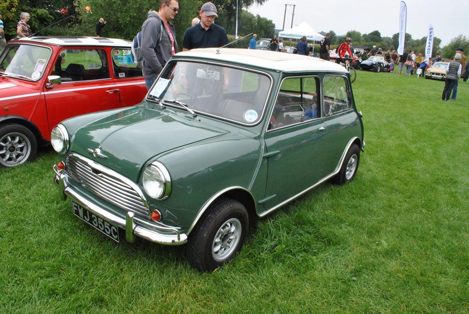 Stamford Classic Car Show