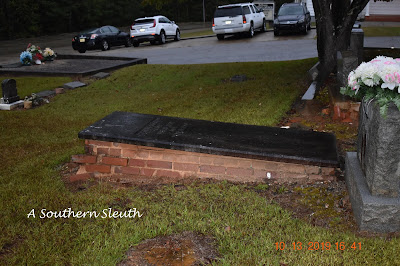 Rainwater, Bethany Baptist Cemetery, Bethany Baptist Church, Haralson County, Georgia,