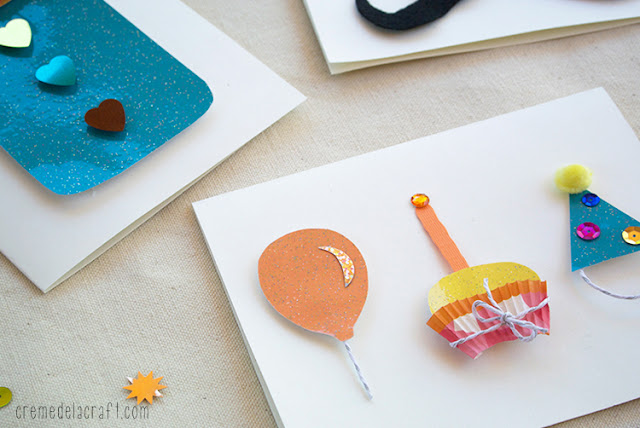DIY 3D Greeting Cards