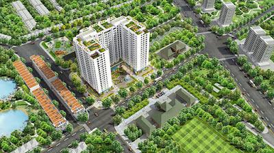 Chung cư Athena Complex