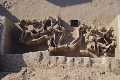 Το αρχαίο μυστικό που κρύβουν οι αλυσοδεμένοι σκελετοί στην Νεκρόπολη του Φαλήρου