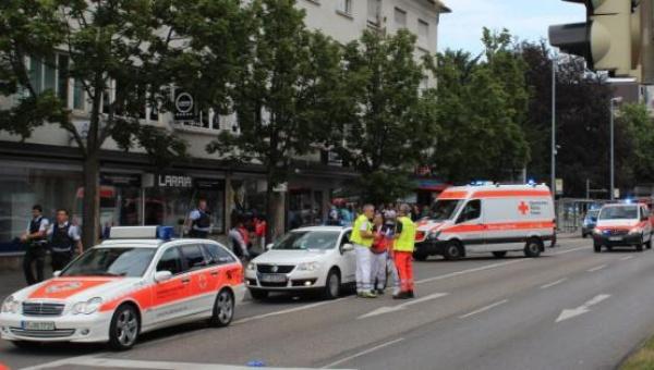 Hombre mata a una mujer con un machete en Alemania
