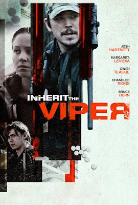 Inherit The Viper 2019 DVD R1 NTSC Latino